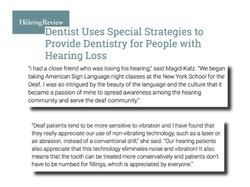 hearing review magazine dr. magid