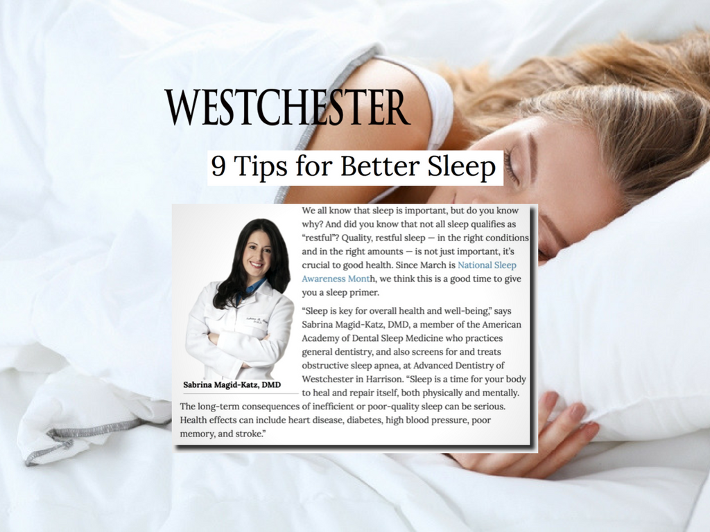 better sleep westchester magazine