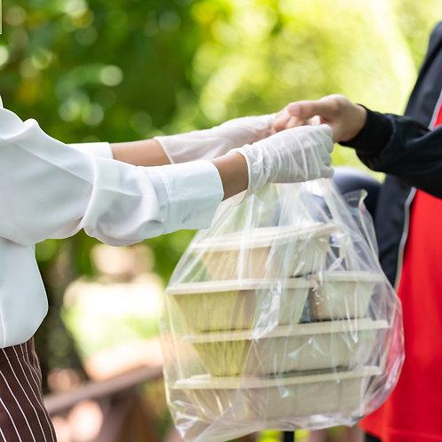 Créer une gamme de plats complets pour développer sa vente à emporter