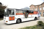 Formation en entreprise dans nos Bus Atelier