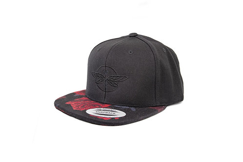 ElectronicLiebe Dragonfly Roses Cap