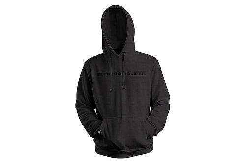 ElectronicLiebe Unisex Grey Hoodie