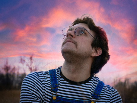 Interview: Christian Jude, Peanut Butter Skies, And Strawberry Clouds