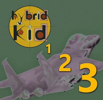 1, 2, 3, Get Ready For Hybrid Kid!