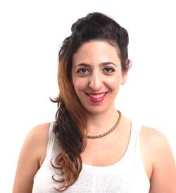 """הילה אריאלי, מנהלת לקוחות יח""""צ"""