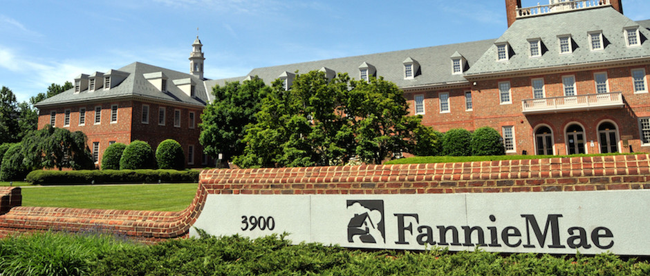 Fannie Mae joins Freddie in allowing appraisal-free purchase mortgages - Allows property inspection
