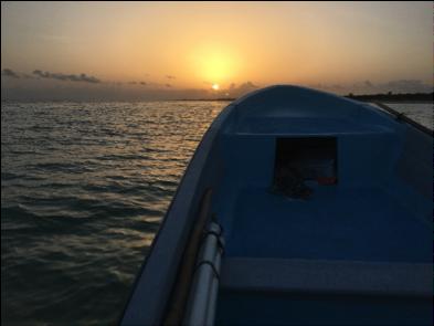 Holbox Sunrise