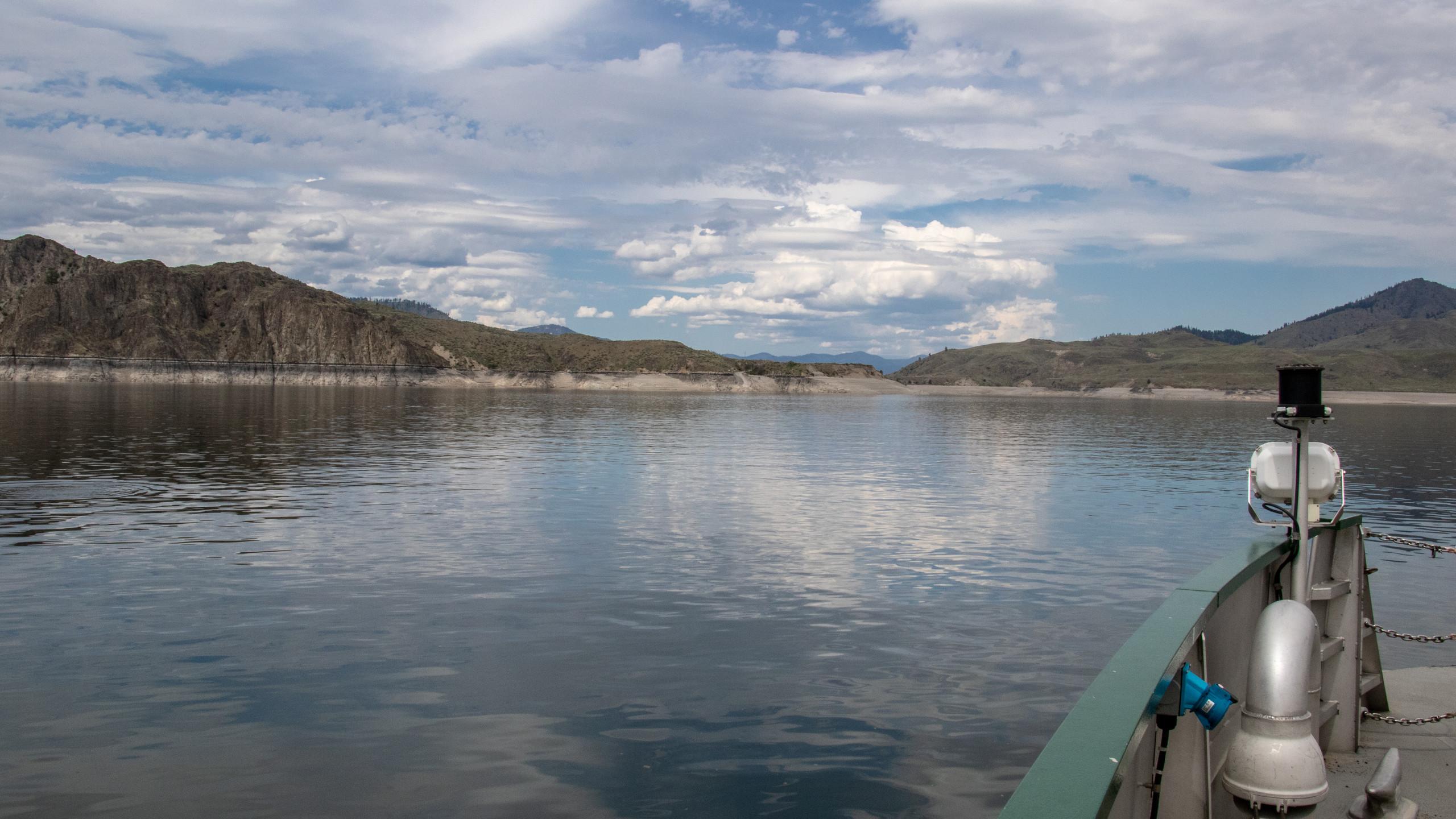 Onboard Keller Ferry