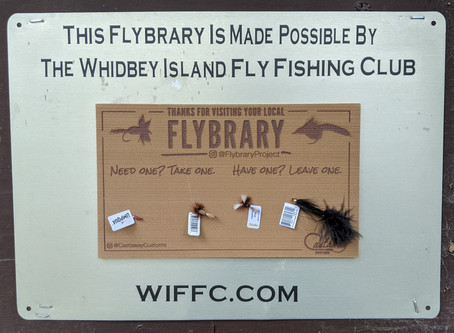 WIFFC Sponsors Pass Lake Flybrary