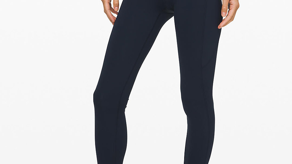 Fast and Free 25 inch Non-Reflective Nulux Tight