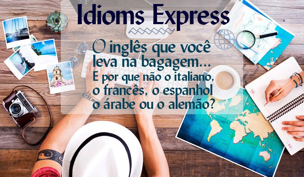 Curso de inglês para viagens
