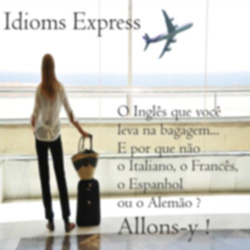Idiomas para Viagem, Curso de Inglês para viagem