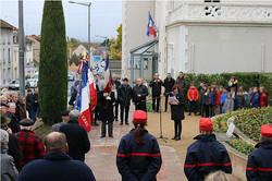 Zeremonie 11 november 2017