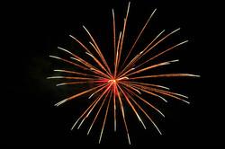 Feuerwerk 14. August 2017