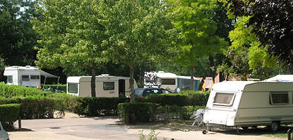 Emplacement camping du lac