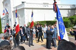 Zeremonie 8. Mai 2016