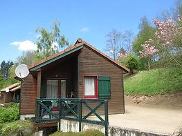 chalet camping du Lac