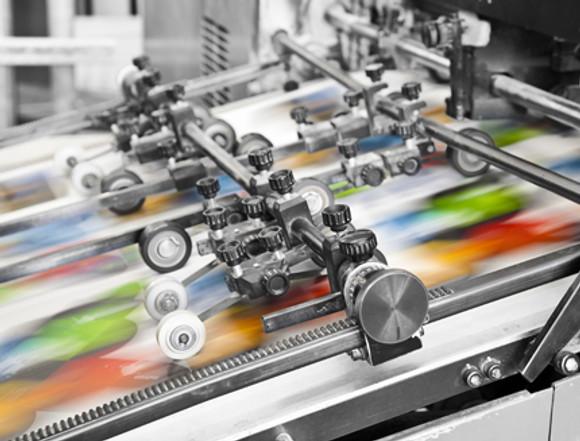 印刷 Printing