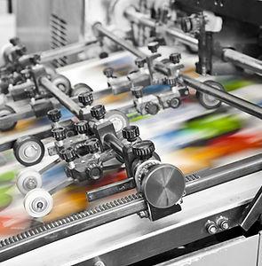인쇄 기계를 오프셋
