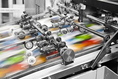 Полиграфические услуги цифровой печати