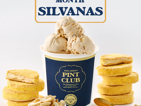 Papa Diddi's offers new silvanas ice cream flavor