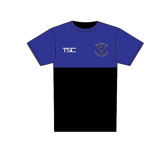 Falcons Lax Tech T-Shirt