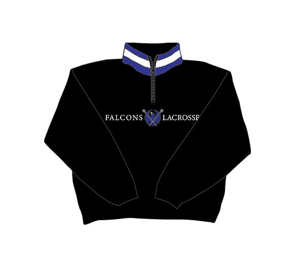 Falcons Lax - Quarter Zip