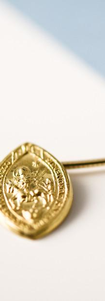 Médaille de Saint Martin lecerfjoaillier