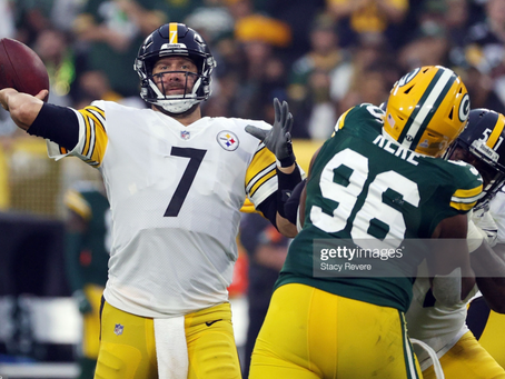 Ben Roethlisberger says hip injury is causing issues for his accuracy