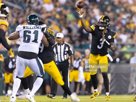 Winners and Losers from the Steelers' 24-16 win over the Eagles