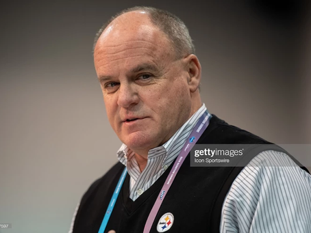 It's been good to see Kevin Colbert's aggressive approach to acquiring talent in recent years