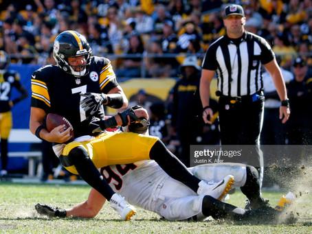 Steelers-Bengals Report Card