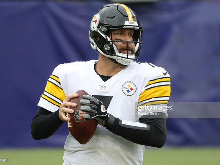 Ike Taylor reasserts his stance on the Steelers getting behind the rest of the division at QB