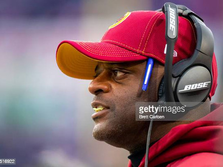 Lions reportedly are interviewing Steelers' wide receivers coach Ike Hilliard for OC position
