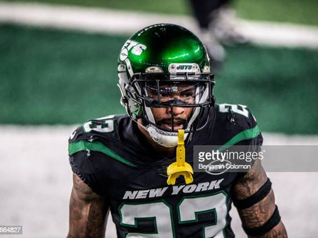 Former Jets defensive back Arthur Maulet is reportedly signing with the Steelers