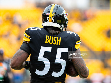 PFF names Devin Bush as a third-year breakout candidate in 2021