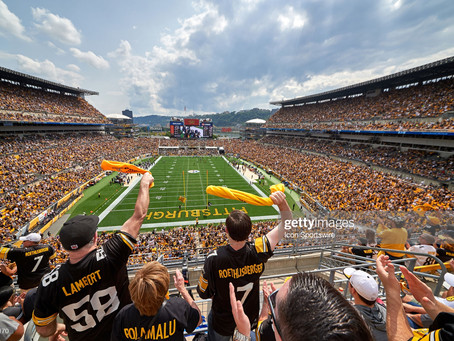 Steelers announce that individual game tickets go on sale Friday