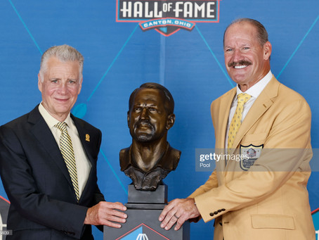 Bill Cowher's football life started in Crafton and it ended in Canton