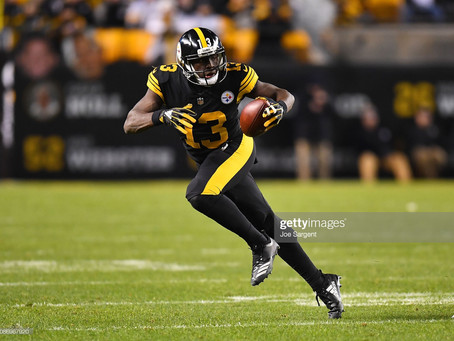 James Washington didn't go out of his way to deny the report that he requested a trade