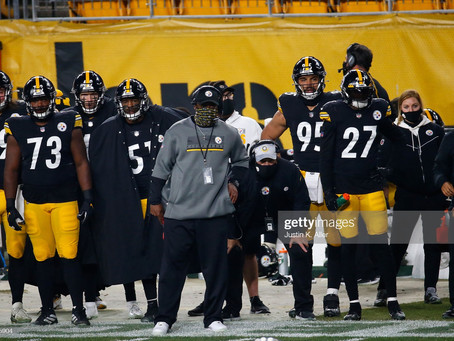 Steelers have just three playoff wins since the 2011 season under Mike Tomlin
