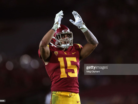 USC safety Talanoa Hufanga is training with Troy Polamalu to prepare for the draft