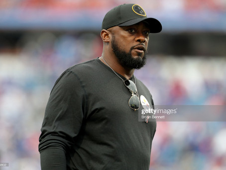 Mike Tomlin talks about what he learned from Jon Gruden and Rob Marinelli when he was in Tampa Bay