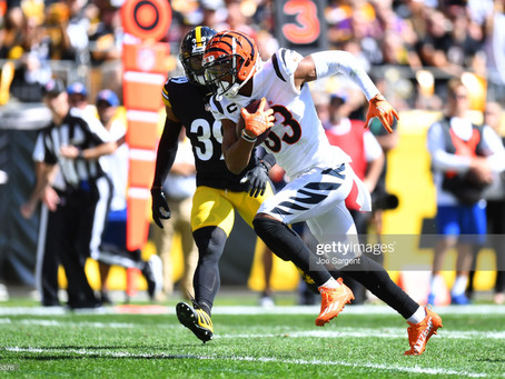 Tyler Boyd and Mike Hilton call out the Steelers