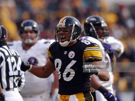 Is Hines Ward the next Steeler to make the Pro Football Hall of Fame?