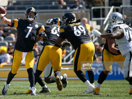 Winners and Losers from the Steelers' 26-17 loss to the Raiders