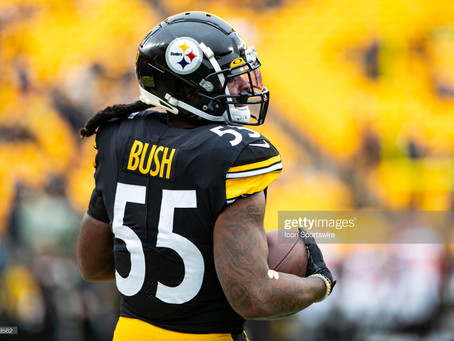 Pro Football Focus ranks the Steelers' linebackers 13th in the NFL
