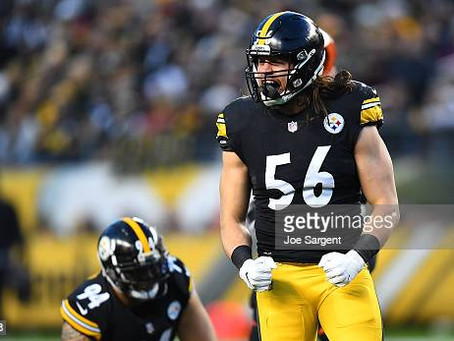 Former Steelers OLB Anthony Chickillo announces his retirement