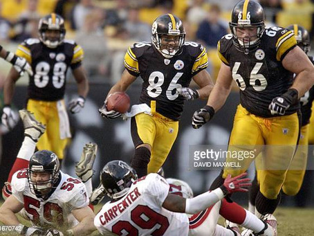 Will Hines' HOF case be helped with being Faneca's presenter? Two longtime Steelers writers think so