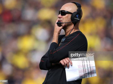 Matt Canada says he has the 'easiest offense in America'