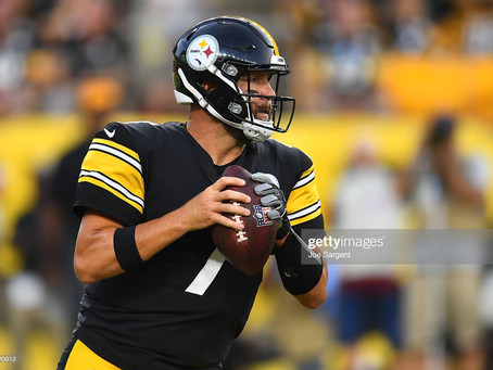 What will the Steelers record be in 2021?
